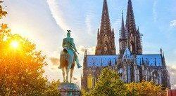 Köln mit Dom