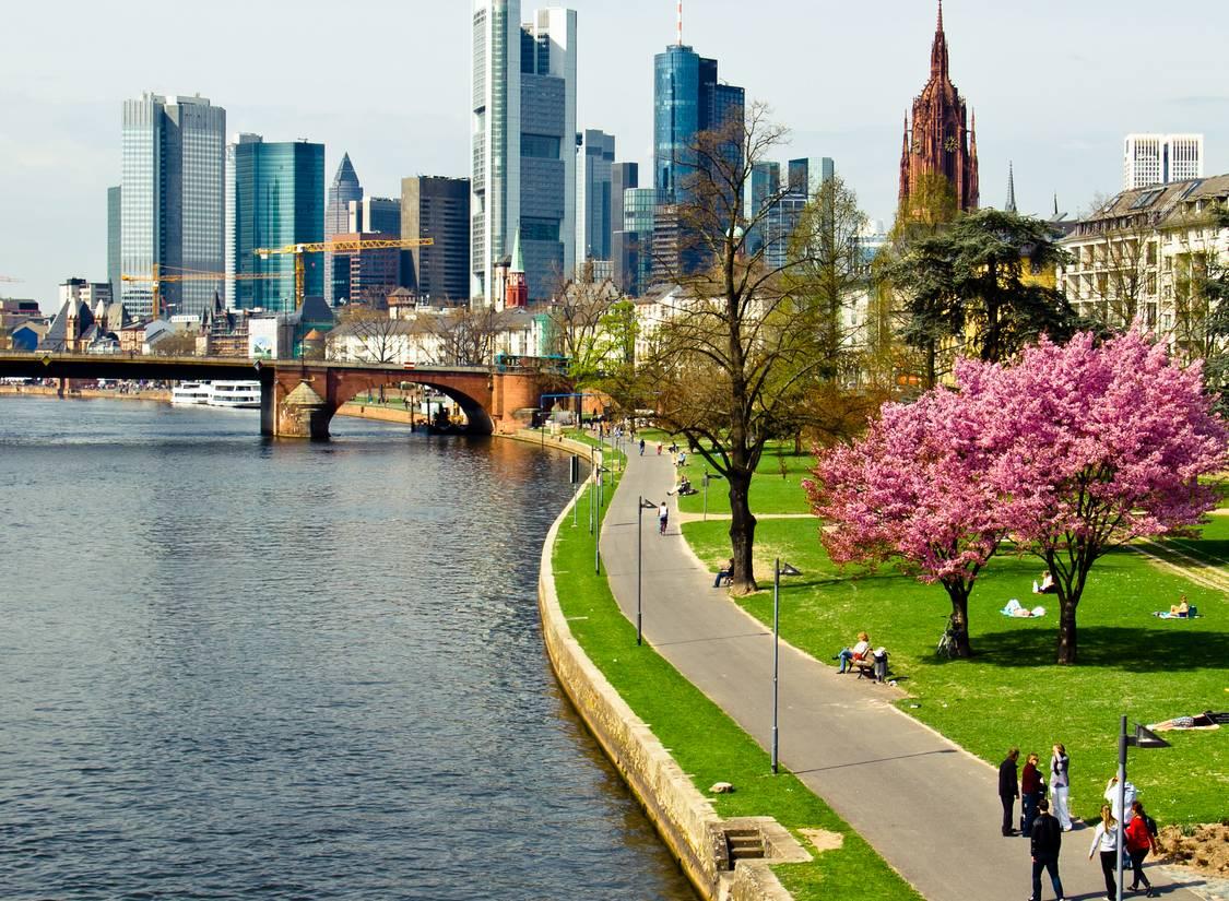 Top 10 Sehenswürdigkeiten Frankfurt